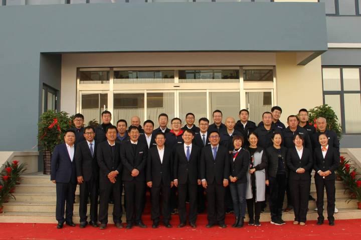 新起点 新征程——热烈祝贺公司夏庄基地办公大楼启用